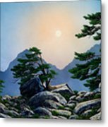 Timberline Guardians Metal Print