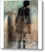Time Passages - Beyond All Barriers Metal Print