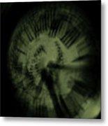 Time V Metal Print
