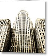 Timeless- City Hall Metal Print