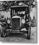 Tin Lizzy - Ford Model T Metal Print