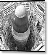 Titan Missile Site Museum Metal Print