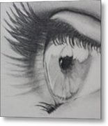 To Believe Is To See Metal Print