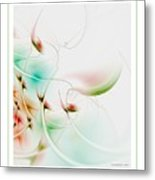 To Look Within The Seed Metal Print