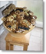 Tobacco Trials View 2 Metal Print