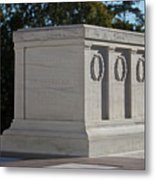 Tomb Of The Unknown Soldier, Arlington Metal Print by Terry Moore
