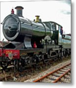 Ton Up Truro Metal Print