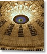 Top Of The Dome Metal Print