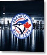 Toronto Blue Jays City Metal Print