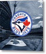 Toronto Blue Jays Mlb Baseball Metal Print