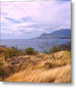 Towards Basseterre Metal Print