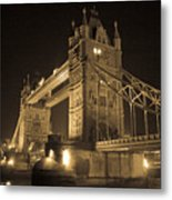Tower Bridge Of London Metal Print