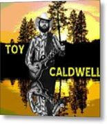 Toy Caldwell At Amber Lake 2 Metal Print