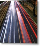 Traffic Lights Metal Print