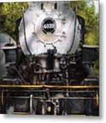 Train - Engine - 4039 American Locomotive Company  Metal Print