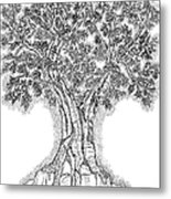 Tree Of Life 1 Metal Print