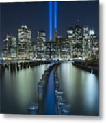 Tribute In Light Metal Print