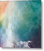 Tsunami Dawn Metal Print