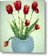 Tulips I  Metal Print
