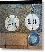 Twenty Five Metal Print
