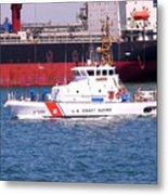 U S Coast Guard Metal Print