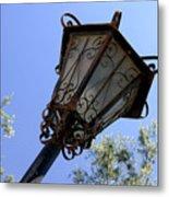 Ugijar Lamp Metal Print