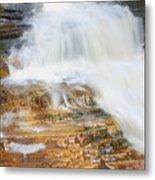 Umpachene Falls Metal Print