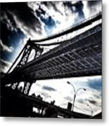 Under The Bridge Metal Print by Christopher Leon