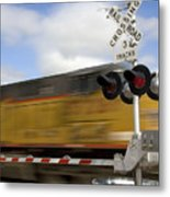 Union Pacific Coal Train Metal Print