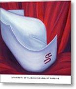 University Of Alabama School Of Nursing Metal Print