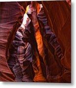 Upper Antelope Canyon, Arizona Metal Print