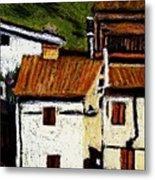 Valles Di San Martino Metal Print