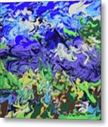 Valley Of The Singing Winds Metal Print