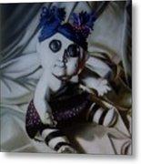Vashler Baby Doll Metal Print by Lori Keilwitz