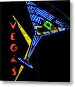 Vegas Metal Print
