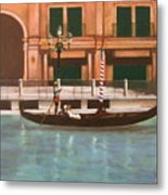 Venetian Number Two Metal Print