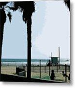 Venice Beach California Metal Print