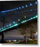 Verrazano-narrows Bridge Metal Print
