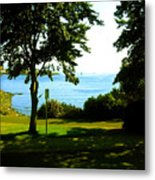 Victoria British Columbia Metal Print