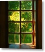 View From The Orwell Corner Church Metal Print