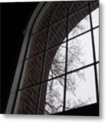 View From The Window Metal Print