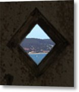 View Of Freedom Metal Print