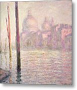 View Of Venice Metal Print