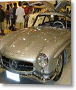 Vintage Cars 3 Metal Print