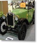 Vintage Cars 7 Metal Print