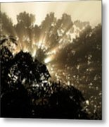 Virginia Sunrise Metal Print