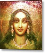 Vision Of The Goddess  Metal Print