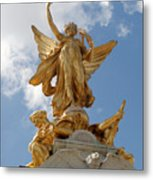 Vivtoria Memorial Metal Print