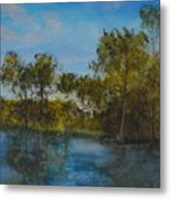 Waccamaw Breeze I Metal Print