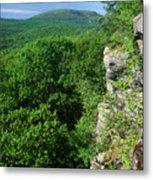 Wachusett Mountain From Crow Hill Metal Print